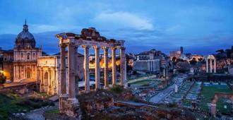 Crossroad Hotel - רומא - נוף חיצוני