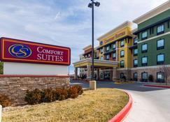 Comfort Suites - Amarillo - Building