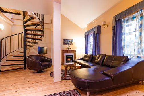 Hotel Maltezsky Kriz - Karlovy Vary - Sala de estar