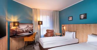 Mercure Hotel München Neuperlach Sued - מינכן - חדר שינה