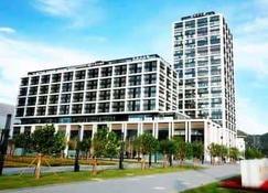 Howard Johnson Parkland Hotel Dalian - Dalian - Bygning