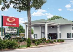 Econo Lodge - Eufaula - Building