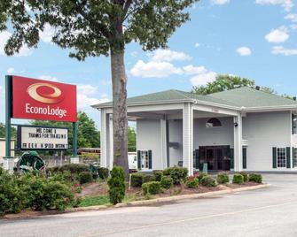 Econo Lodge Eufaula - Юфола - Building