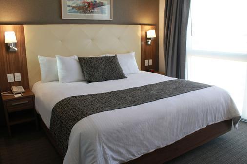 Hotel Casa Inn Business Irapuato - Irapuato - Makuuhuone