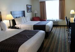 Best Western Visalia Hotel - Visalia - Makuuhuone