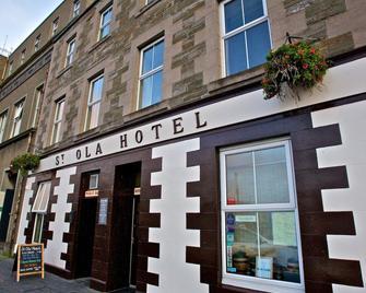 St Ola Hotel - Kirkwall - Building