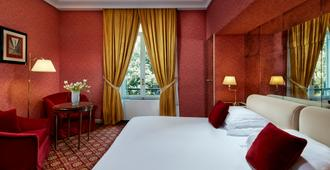 Hotel Regency - Florence - Bedroom