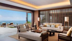 Six Senses Uluwatu - South Kuta - Living room