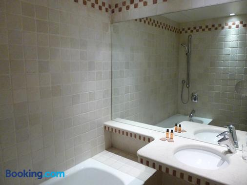 Hotel du Vieux Marais - Paris - Bathroom