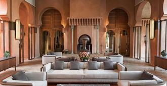 Amanjena - Marrakech - Lounge