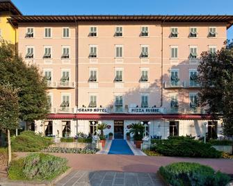 Grand Hotel Nizza Et Suisse - Montecatini Terme - Building