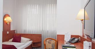 Hotel West an der Bockenheimer Warte - Francfort - Chambre