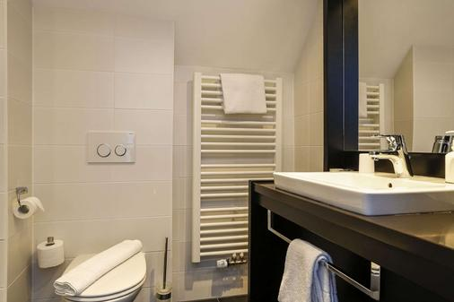 Hotel Schempp - Augsburg - Phòng tắm