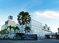 Grand Elite Hotel Pekanbaru - פקאנבארו - בניין