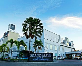 Grand Elite Hotel Pekanbaru - Pekanbaru - Building