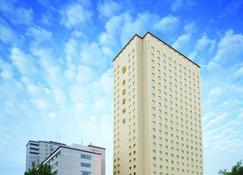 Hotel New Otani Chang Fu Gong - Pekín - Edificio