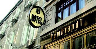 Rembrandt Hotel - Boekarest - Gebouw