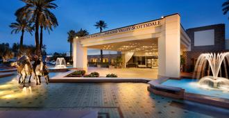 DoubleTree Resort by Hilton Paradise Valley - Scottsdale - Scottsdale - Building
