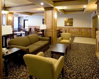 Holiday Inn Express & Suites Kingsville - Kingsville - Obývací pokoj