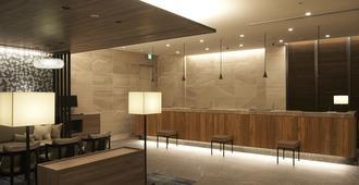 Sotetsu Fresa Inn Ginza-Nanachome - Tokyo - Reception