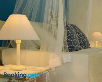 Pousada San Antonio Praia - Caraiva - Camera da letto
