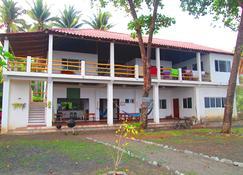 Hostal Los Almendros - El Sunzal - Edificio