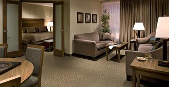 Carriage House Hotel & Conference Centre - Calgary - Sala de estar