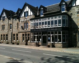 Balavil Hotel - Newtonmore - Gebäude