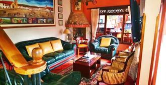 Casa Hotel Villa Cristina - Villa de Leyva - Living room