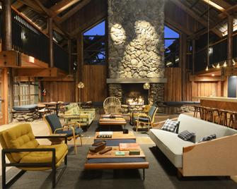 Timber Cove Resort - Jenner - Лаунж