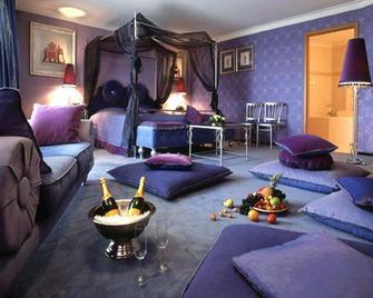 Van Der Valk Hotel Melle - Osnabrück - Melle - Спальня
