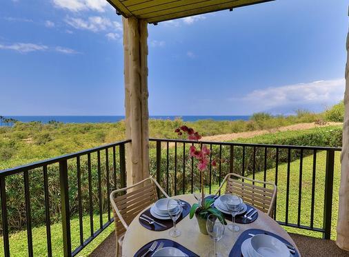 Aston Maui Hill - Kīhei - Balcony