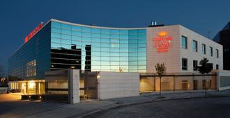 德里空港皇冠酒店 - 馬德里 - 馬德里 - 建築