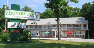 The Country Inn of Eureka Springs - Eureka Springs - Edificio