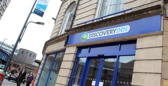 Discovery Inn Hotel - Leeds - Building