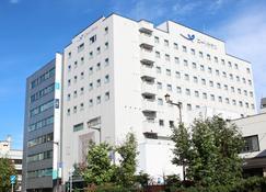 Court Hotel Asahikawa - אסהיקאווה - בניין