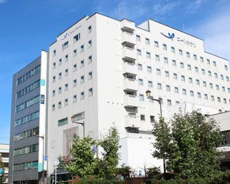 Court Hotel Asahikawa - Asahikawa - Building