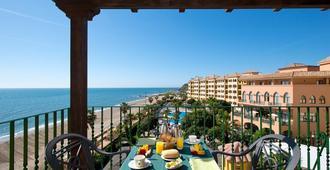 Hotel Ipv Palace & Spa - Fuengirola - Balkong