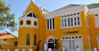 Boutique Hotel T Klooster - Willemstad - Building
