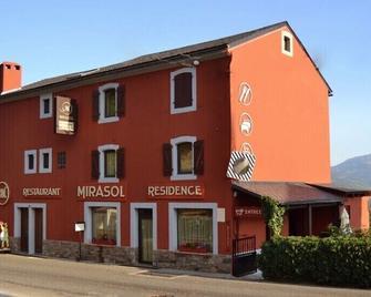 Résidence Le Mirasol - Latour-de-Carol - Building