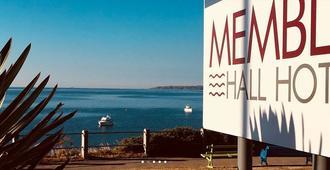 Membly Hall Hotel - Falmouth - Extérieur
