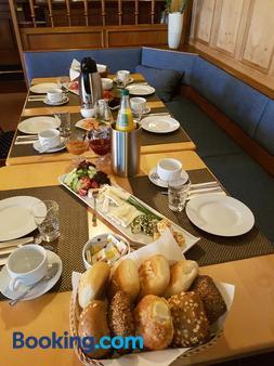 Mühlengasthof Landesbergen - Landesbergen - Dining room
