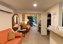 Sina Suites - Κανκούν - Σαλόνι ξενοδοχείου