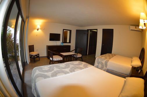 Sina Suites - Κανκούν - Κρεβατοκάμαρα