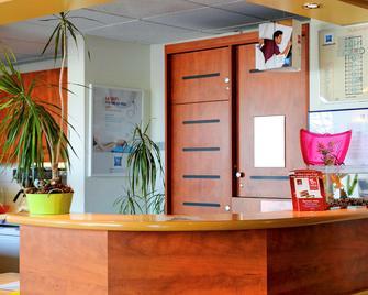 ibis budget Orléans Ouest Meung-sur-Loire - Meung-sur-Loire - Front desk