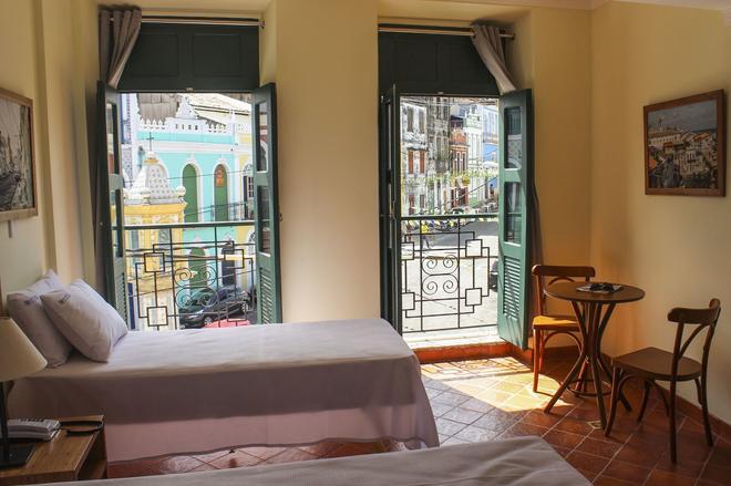 Hotel Cruz do Pascoal - Salvador - Makuuhuone