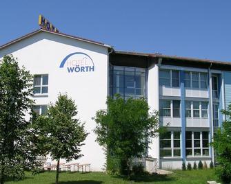 Hotel Wörth - Wörth an der Isar - Building