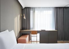 Hotel Peyto Samseong - Soul - Makuuhuone