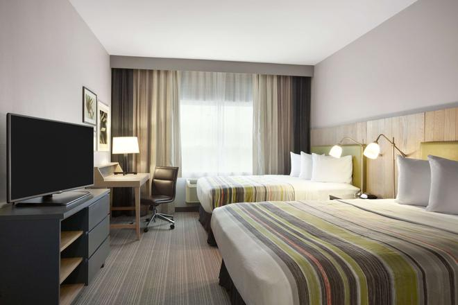 Country Inn & Suites by Radisson, Augusta, GA - Augusta - Bedroom