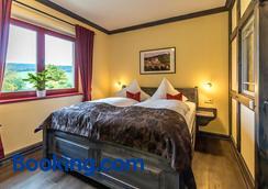 Waldschlösschen Wangen - Nebra - Bedroom